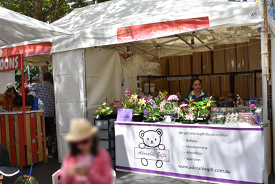Crown Riverside New Year 2018 Adorable Gifts Stall