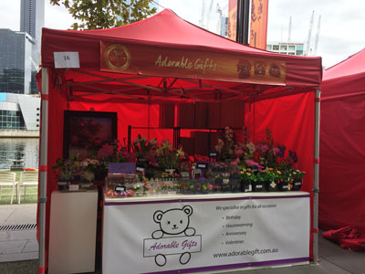 Crown Riverside New Year 2019 Adorable Gifts Stall